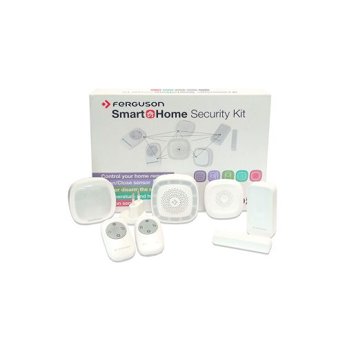 Ferguson Smart Home Security Kit