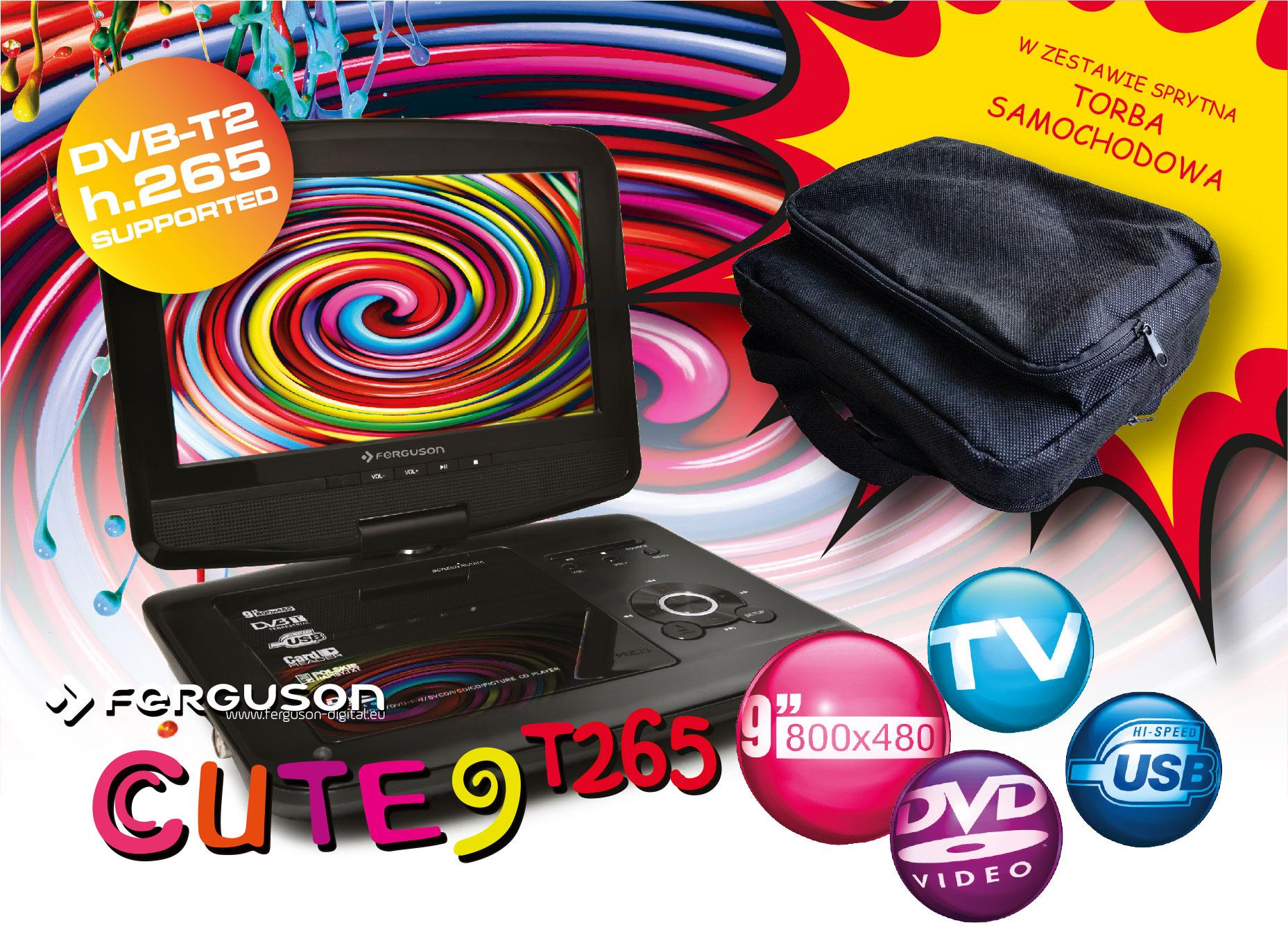 Cute9 T265