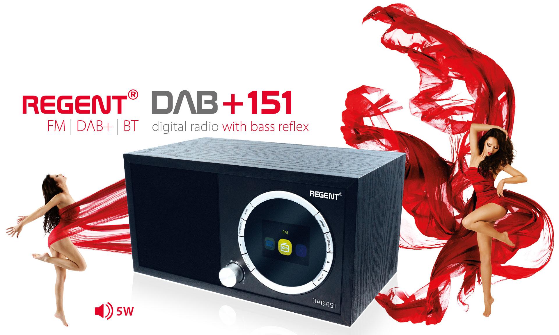 Regent DAB+151