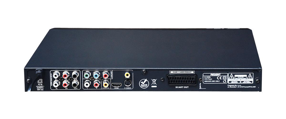 Regent DVD D-1000k karaoke