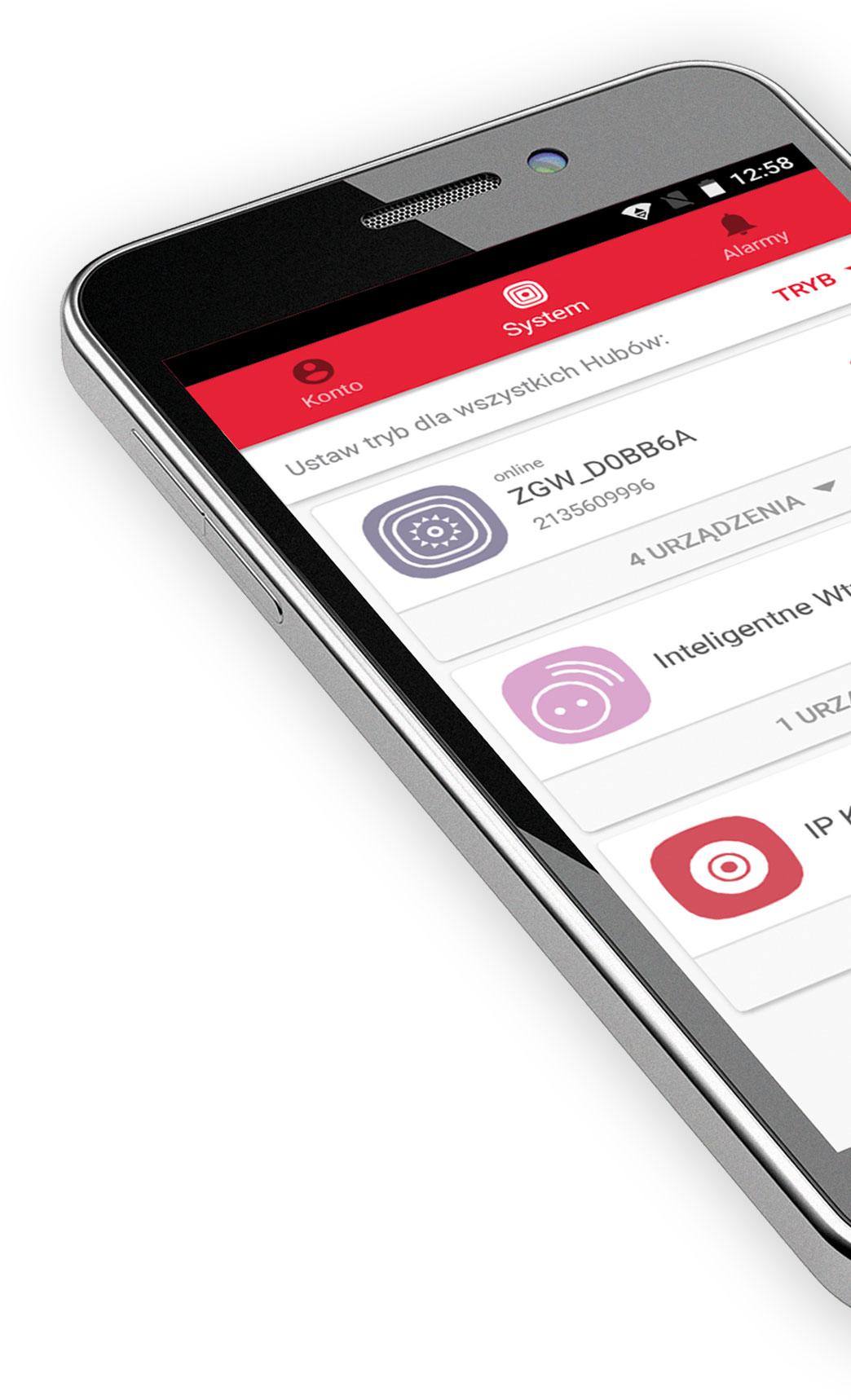 Ferguson Smart Home Mobile Application